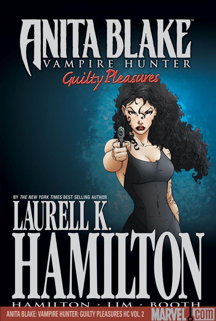 Anita Blake, Vampire Hunter Guilty Pleasures Hardcover Vol 2