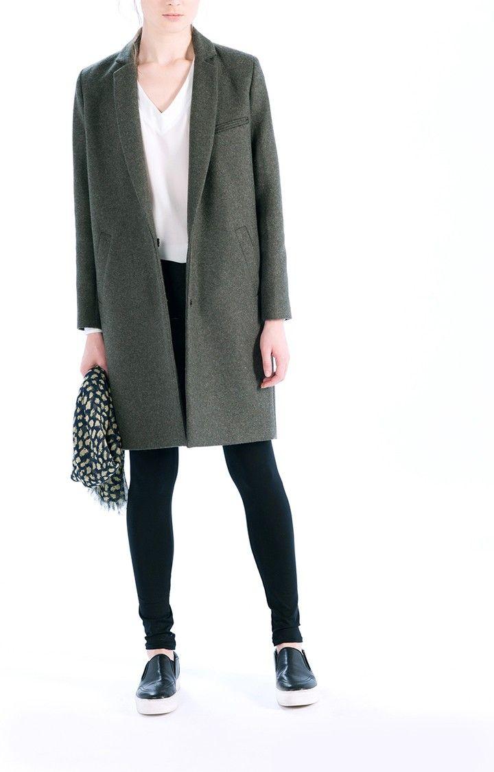 Préférence Les 25 meilleures idées de la catégorie Manteau femme italien sur  EY03