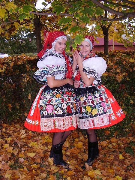 Kyjov folk costum; Vzpomínky na Dúbravu :-) ::
