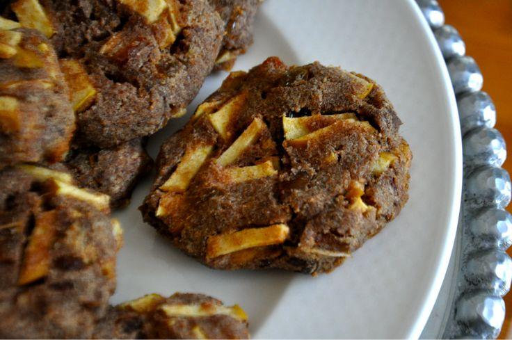 Cinnamon Apple Cookies #justeatrealfood #paleohacks
