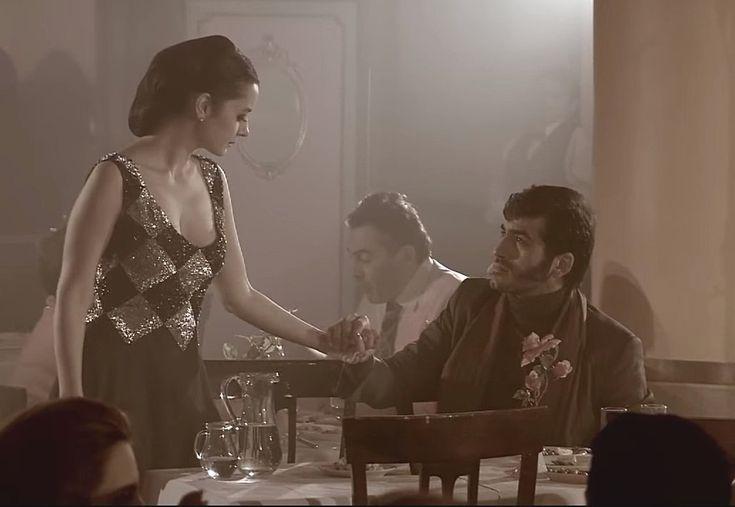 Ramiz and Selma (Ufuk Bayraktar and Zeynep Köse)