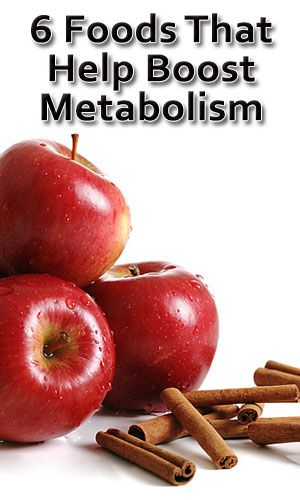 6 Foods That Help Boost Metabolism http://lifelivity.com/6-foods-boost-metabolism/