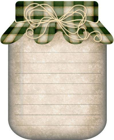 tag for mason jars