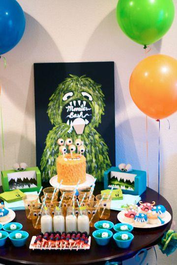 Best Kids Parties: A Monster Bash