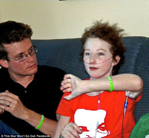The lovely girl who inspired John Green to write The Fault In Our Stars. Esther Earl has sadly, now passed away, but her unselfish concern for her family, rather than for herself, inspired John Green and he was devastated when she passed away.
