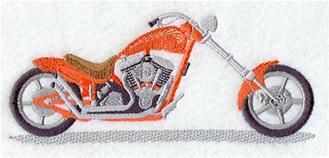 Machine Embroidery Designs at Embroidery Library! - Motorcycles