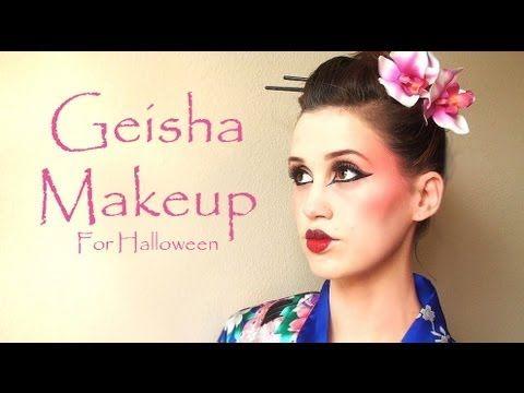 21 best geisha images on Pinterest | Geishas, Geisha makeup and ...