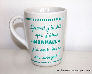 17 meilleures citations de tasse caf sur pinterest - Creation de tasse personnalisee ...