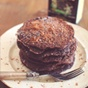 Pumpkin Spice Protein Pancakes — Dashing Dish