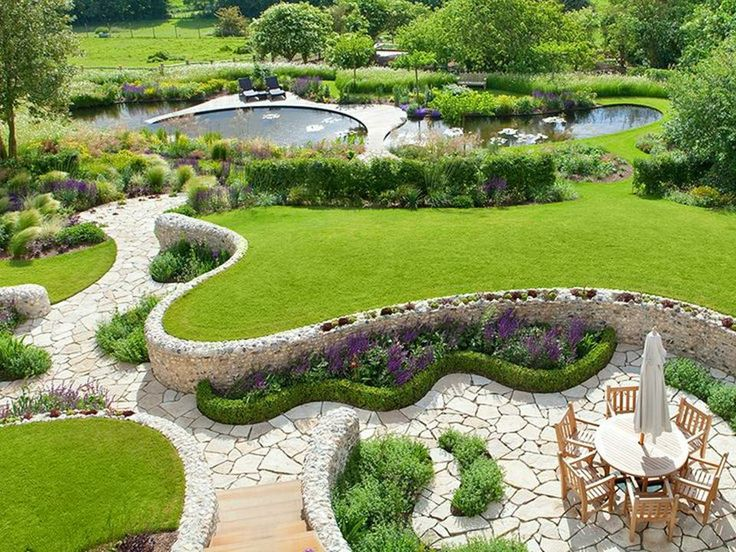 50 best images about sunken and hilly gardens on pinterest for Garden design east sussex
