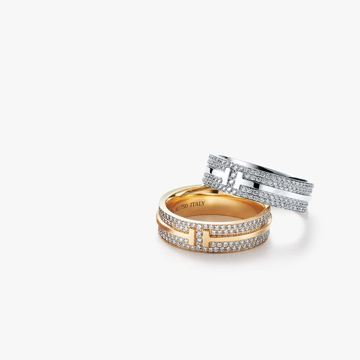 awesome Потрясающие обручальные кольца Тиффани (50 фото) — Каталог коллекций и цены