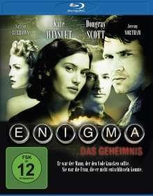 Enigma - Das Geheimnis (Blu-ray), Blu-ray Disc