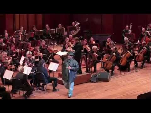 "Watch it all go down: | This Is What Happens When Sir Mix-A-Lot Performs ""Baby Got Back"" With A Symphony Orchestra"