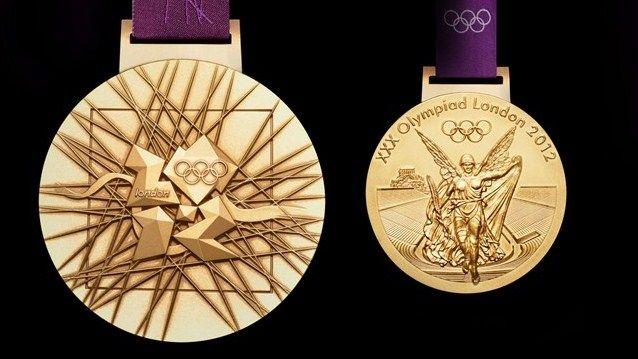 DIY Olympic Gold Medals | Alpha Mom