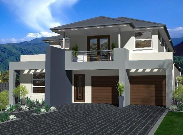 Masterton home designs manhattan esteem rhs facade for Masterton home designs