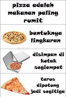 Pizza makanan paling rumit