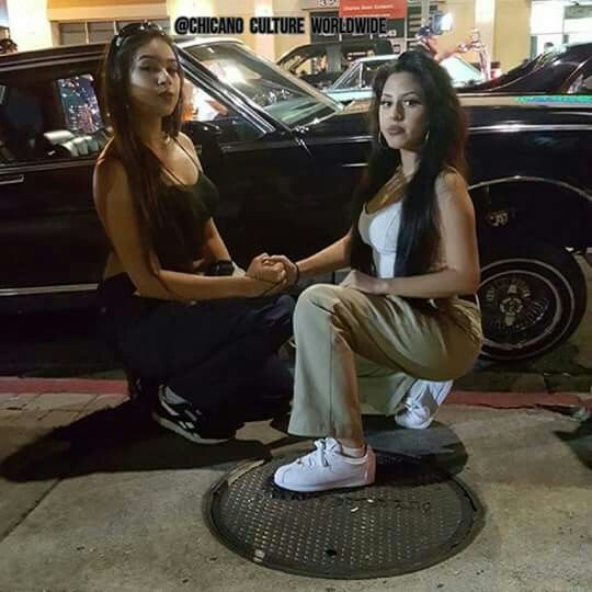 760 Best Images About Lowrider Cars And Latina Models By