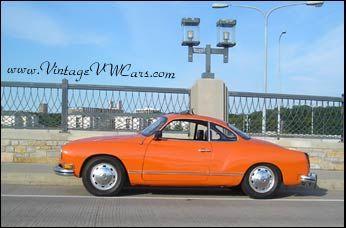 1970 Karmann Ghia