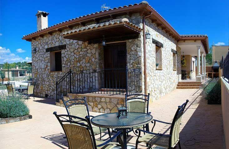 Casa Rural - La Cañada de Albendea en Albendea (Cuenca)