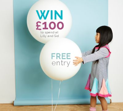 Win £100 to Spend on Baby Clothing at Lilly+Sid