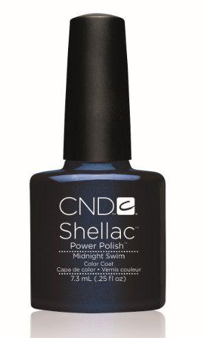 MakUp Blog - GirlPower.it: In arrivo 6 nuovi colori di CND Shellac, lo smalto/non smalto che dura oltre 14 giorni