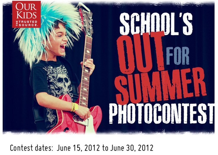 Does the last day of school make you jump with glee or cry tears of sadness? However you're feeling when you say goodbye to one more incredible school year, we want to see it! From June 15th to June 30th, share your craziest, funniest, and silliest last day of school pictures and WIN a fabulous camera prize pack!