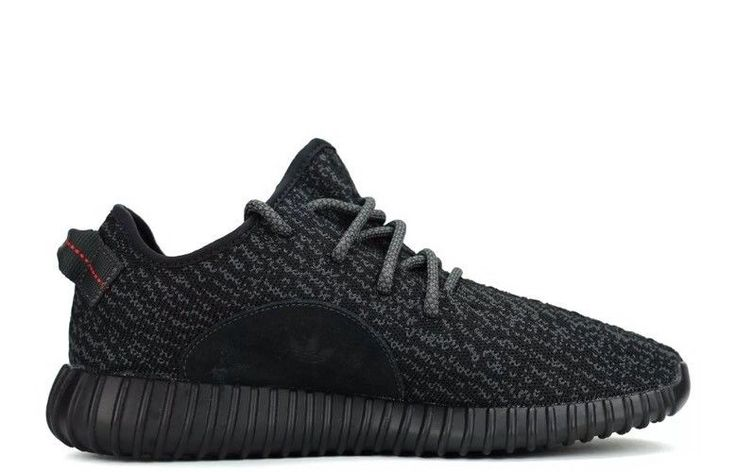 NEW Adidas Yeezy Boost 350 Pirate Black Size 10 2016Release 100% Authentic
