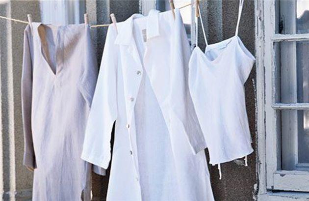 Απέκτησε κάτασπρα ρούχα με το δικό σου φυσικό λευκαντικό!!! - Filenades.gr
