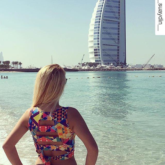 Keana Crop Dubai'de ❤️ #Repost @__suaydin__ with @repostapp. ・・・ ✌️