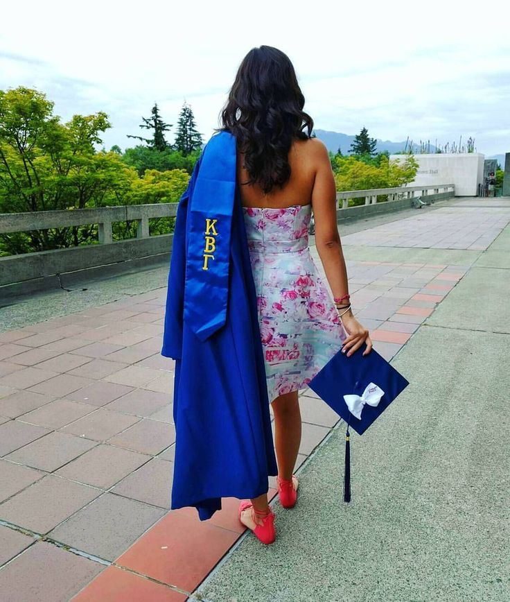 Walking toward her future, sister Alex know's the Alpha Gamma girls will always have her back #KappaBetaGamma