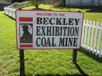 Beckley Exhibition Mine in Beckley West Virginia----you have to see this to believe people actually worked there.