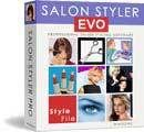 """Salon Styler Pro Evo software #salon #software #review http://reply.nef2.com/salon-styler-pro-evo-software-salon-software-review/  # Salon Styler Evo / Pro Salon Styler Evo is the salon industry's leading hairstyle imaging software, used by the top hair salons and beauty schools world wide. In a digital makeover session you can quickly fit your clients with """"a virtual hair"""" hairstyles from Salon Styler's database of 1,000s of hairstyle choices. Plus, you can apply makeup from the most…"""
