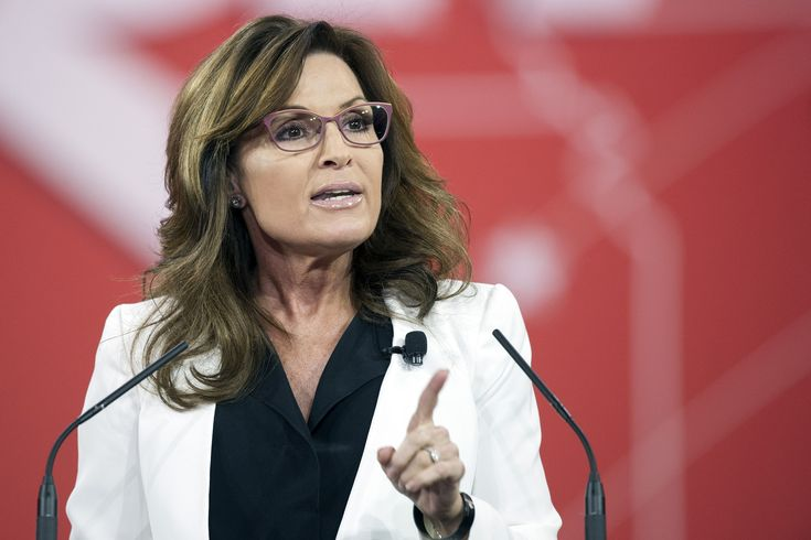 Sarah Palin Calls For Impeachment of Supreme Court Justices