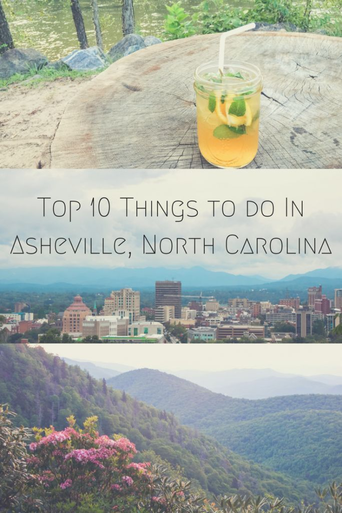 Top 10 in Asheville, North Carolina