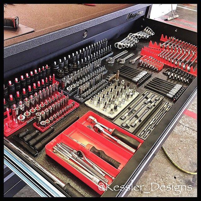 garage tool box ideas - 49 best Tool box organization images on Pinterest