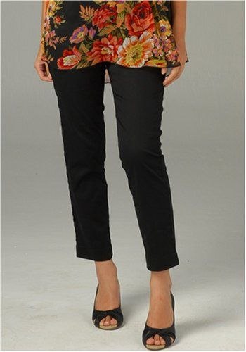 Women`s Lauren Kiyomi Ankle Length Mod Pants (Maternity) - More Colors Available