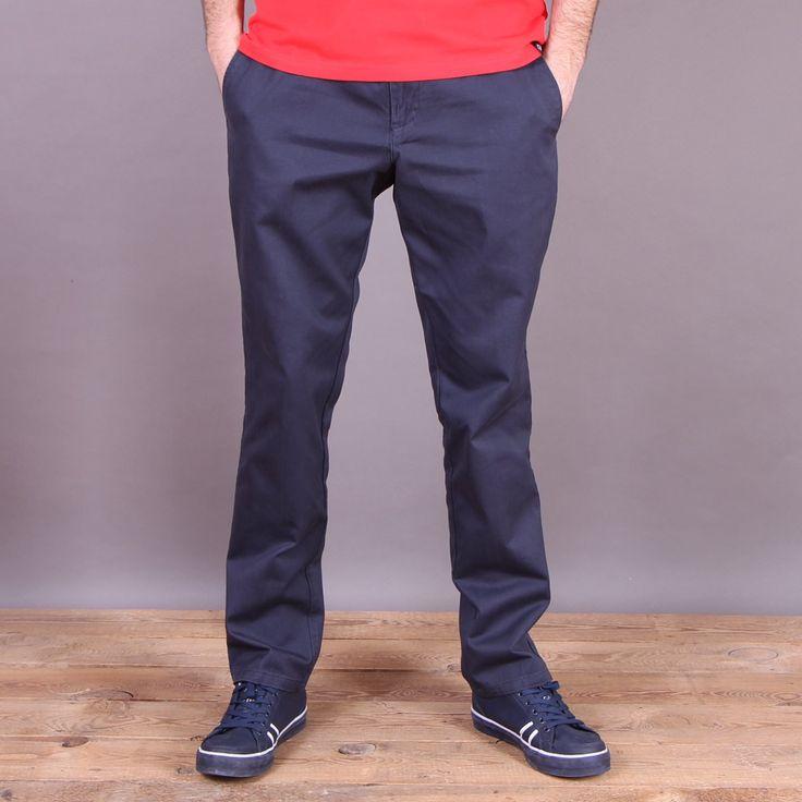 Granatowe spodnie Dickies C182 GD Pant Navy Blue / www.brandsplanet.pl / #dickies streetwear
