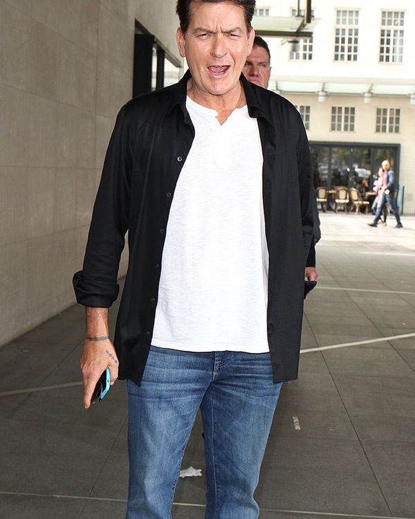 Charlie Sheen is awesome  for telling  God to please take Trump! Make America  great again God. Take Donald  trump  with you. We don't need him here ruining mankind. More than half our great country wants him to go be with you. We're  willing  to make the sacrifice  here on earth to hear our prayers. Please don't take anymore  of our great celebrities  we need them here. RIP GEORGE MICHAEL, CARRIE FISHER, FLORENCE HENDERSON, ARNOLD PALMER, JOHN GLENN, DAVID BOWIE, PRINCE,  DEBBIE  REYNOLDS .