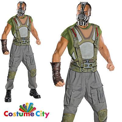 #Men's batman dark #knight rises movie #deluxe bane fancy dress halloween costume,  View more on the LINK: 	http://www.zeppy.io/product/gb/2/390953989978/