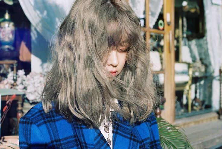 November Rain: Photo Silvery grey hair #aritziacleanslate