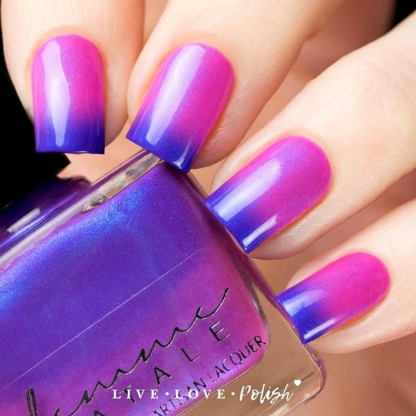 Femme Fatale Midnight Sun Nail Polish (New Beginnings Collection)