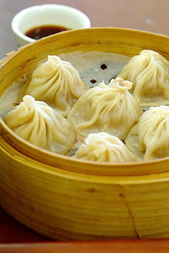 Xiao Long Bao (soup dumplings) #soup #steamed_bun #bao