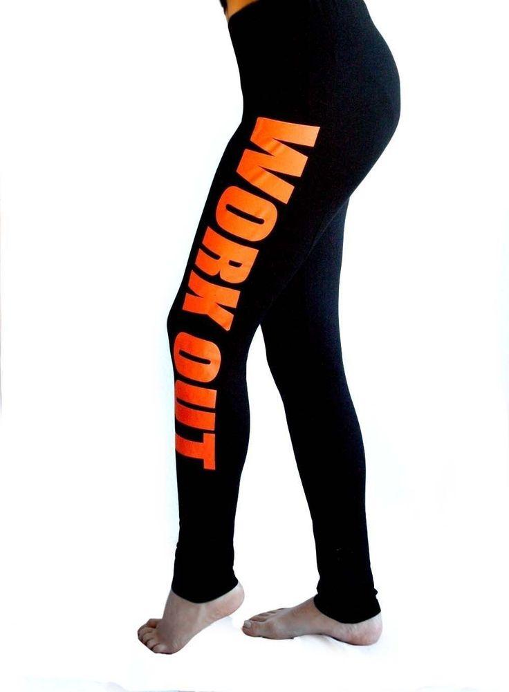 Women's Casual Pants Sexy Design Leggings Workout
