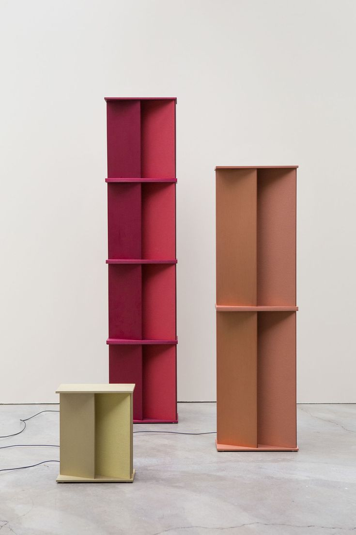 Column Edition 1 Is A Minimal Series Of Illuminated Sculptures Designed By Netherlands