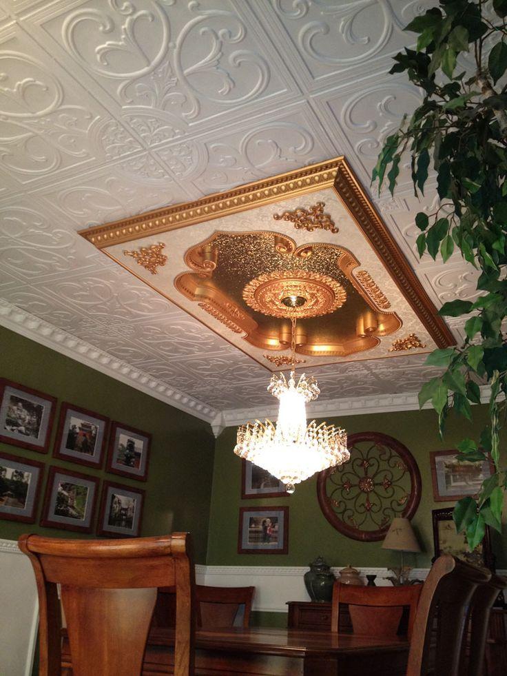 53 best Ceiling Tiles images on Pinterest