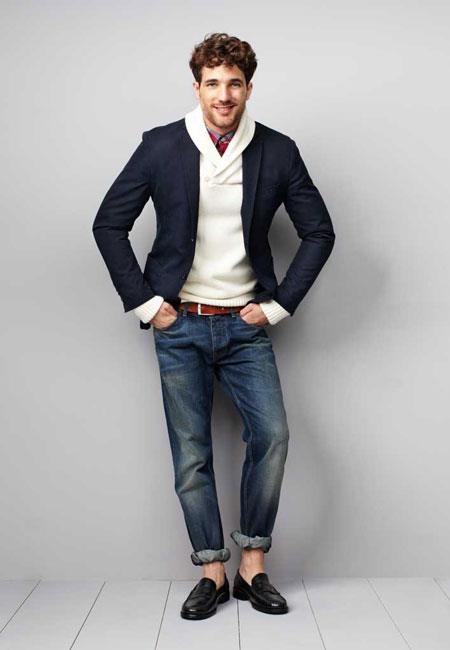 Tommy Hilfiger: Fall 2012 Arrivals Menswear