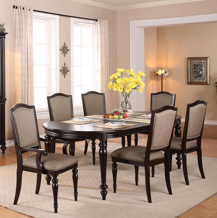 Dining room table sets dining room tables and dining for 108 inch dining room table
