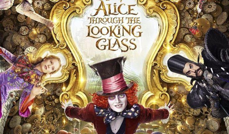 Replongez dans la suite d'Alice au Pays des merveilles, Alice de l'autre côté du miroir, avec la bande originale composée par Danny Elfman.
