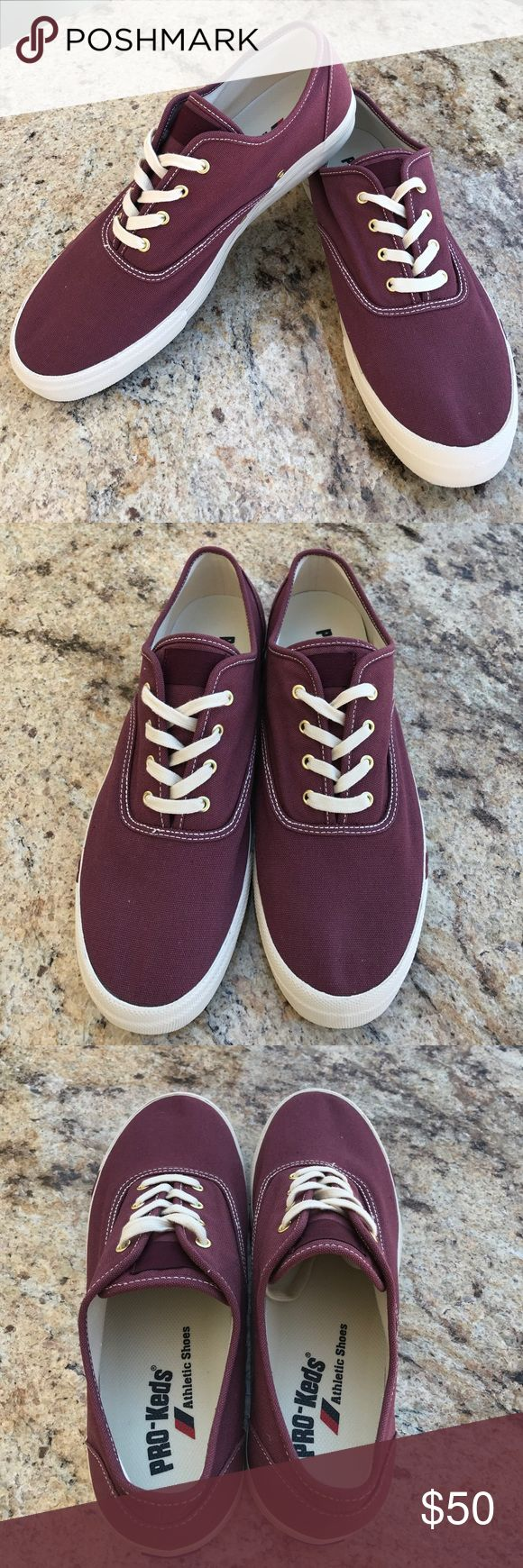 👞👟Athletic Pro-Keds Shoes👟👞 NWOT, In Excellent Condition,No Scuffes,Scratches Or Anything Just Need Someone To Wear Them With Style!!!😃😃😜😎😎 Pro-Keds Shoes Athletic Shoes