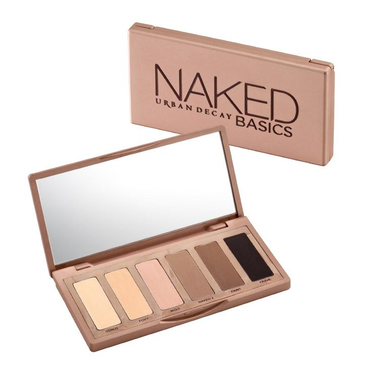 Naked2 Basics by Urban Decay